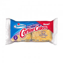 Hostess Cream Cheese Coffee Cakes 82g