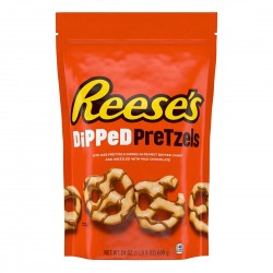 Reese's Dipped Pretzels by Snyders Pouch 241g