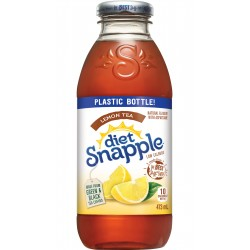 Snapple Diet Lemon Tea 473ml