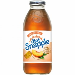 Snapple Diet Peach Tea 473ml