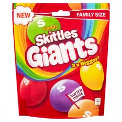 Skittles Fruits Giants 170g