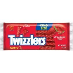 Twizzlers Strawberry King size 141g