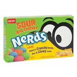 Sour Big Chewy Nerds 120g