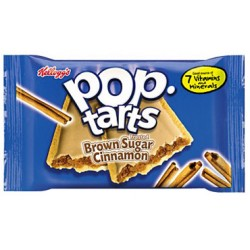 POP TARTS Frosted Brown Sugar Cinnamon - Cannella 100g