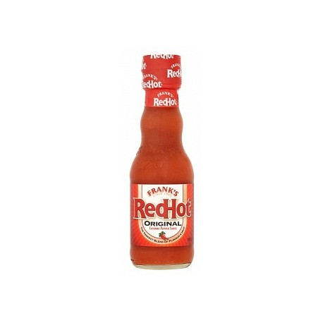 Franks Red Hot Original Cayenne Pepper Sauce 148ml