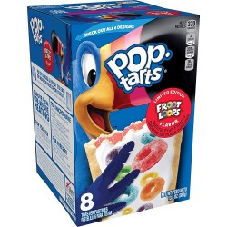 Pop Tarts Froot Loops 4x2 (384g)