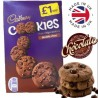 Cadbury Double Choc Chip Cookie 150g