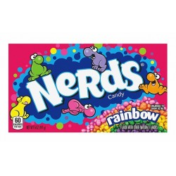Wonka Nerds Rainbow 142g
