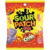 Sour Patch Kids Crush Fruit Mix Peg Bags 141g