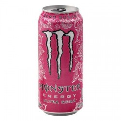 Monster Energy Ultra Rosa 473ml