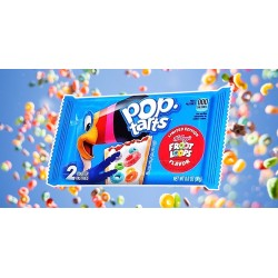 Pop Tarts Froot Loops 1x2 100g