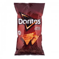 Doritos Spicy Nacho Tortilla Chips 198.4g