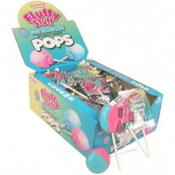 Charms POPS Fluffy Stuff Cotton Candy 18g