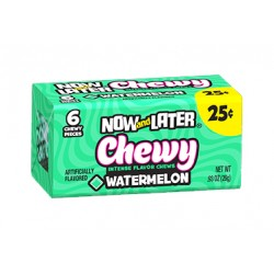 Now & Later Chewy Watermelon 26g