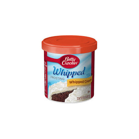Betty Crocker Whipped Cream Frosting 340g