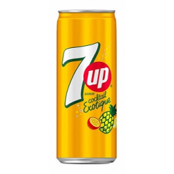 7up Exotic Cocktail 330ml