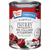 Duncan Hines Comstock Simply Cherry Pie Filling & Topping 595g