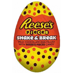 Reese's Pieces Shake & Break Egg 34g