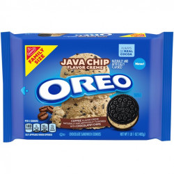 Oreo Java Chip Cookie 482gr