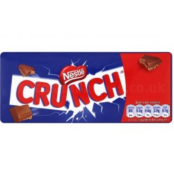 NESTLE' CRUNCH MILK 100g
