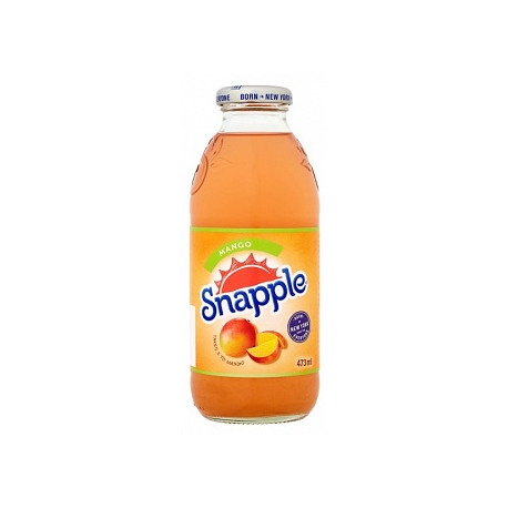 Snapple Mango 473ml