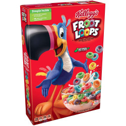 Kellogg's Froot Loops Regular Size 286g