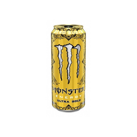 Monster Ultra Gold 473ml