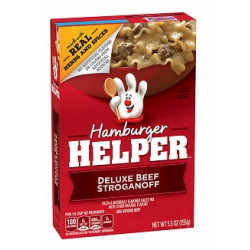 Hamburger Helper Deluxe Beef Stoganoff 155g