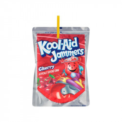Kool Aid Jammers Cherry 177ml
