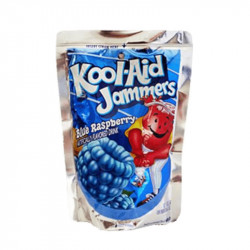 Kool Aid Jammers Blue Raspberry 177ml