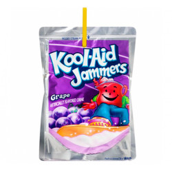 Kool Aid Jammers Grape 177ml
