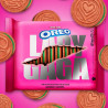 Nabisco Oreo Lady Gaga Pink Golden Cookie 345g