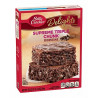 Betty Crocker Brownie Mix Supreme Triple Chunk 504g