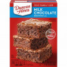 Duncan Hines Brownie Mix Milk Chocolate 510g