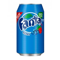 Fanta Berry Lattina 355ml