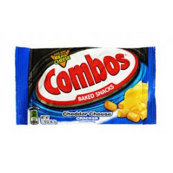 Combos Cheddar Cheese Cracker 51g