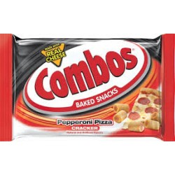 Combos Pepperoni Pizza Cracker 51g