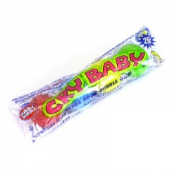 Dubble Bubble Cry Baby Sour Gum 18g