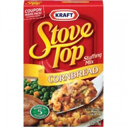 KRAFT Stove Top Corn Bread (170g) Ripieno al Pan di mais