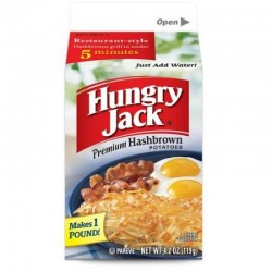 Hungry Jack Hash Brown Mix (119g) Preparato per patate