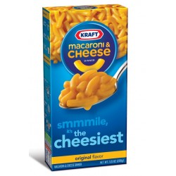 Kraft Macaroni & Cheese Dinner Original Flavor 200g