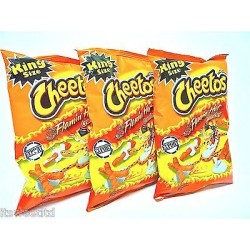 Cheetos Flamin'hot King size 99g