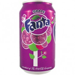 Fanta Grape 355m,l