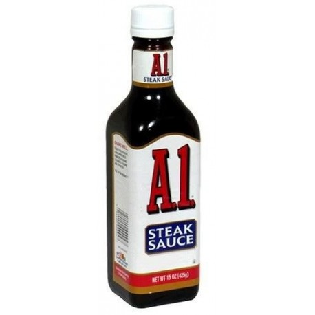 A1 STEAK SAUCE ORIGINAL - SALSA
