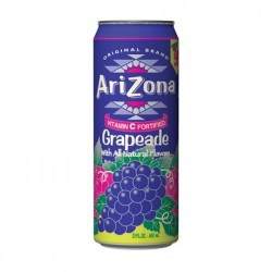 Arizona Grapeade Natural (680ml) 613008719296