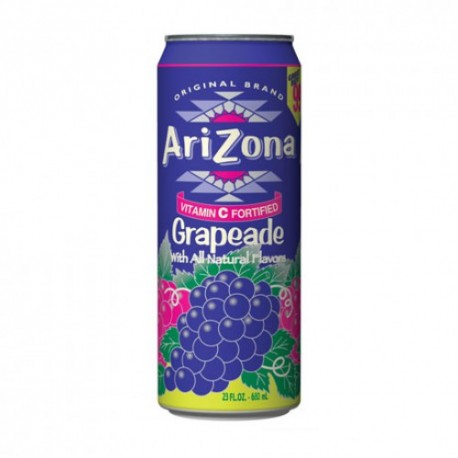 Arizona Grapeade Natural (680ml)