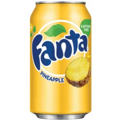 FANTA PINEAPPLE - ANANAS 355ml