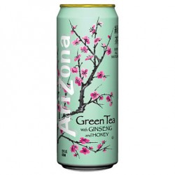 ARIZONA TEA VERDE GINSENG E MIELE 680ml