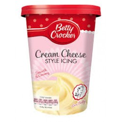Betty Crocker Rich Cream Cheese Style Icing 400g