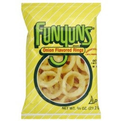 FRITO LAY Funyuns - ONION RINGS 21g